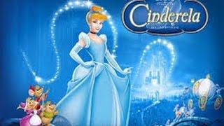 Cinderela –-desenhos animados em portugues completos