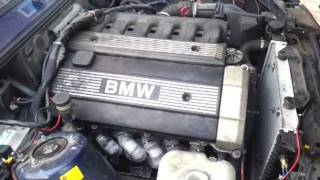 BMW E30 M50 24v conversion (M20 flywheel)