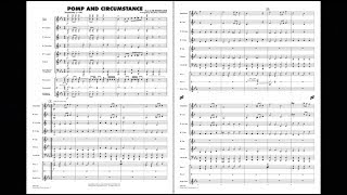 Pomp and Circumstance by Edward Elgar/arr. Michael Sweeney