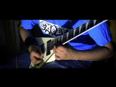 My Last Words || Megadeth || Guitar Solo