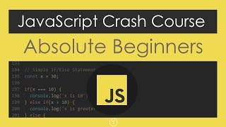 Gambar cover JavaScript Crash Course For Beginners