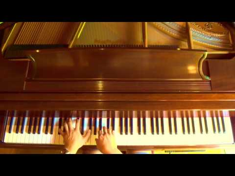 "6. ""The King of The Golden Hall"" Piano Cover (The Two Towers)"