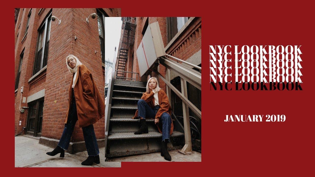 [VIDEO] - NYC Winter Lookbook 2019 2