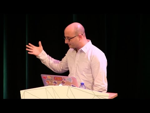 Idan Gazit about JavaScript at Django: Under The Hood 2016