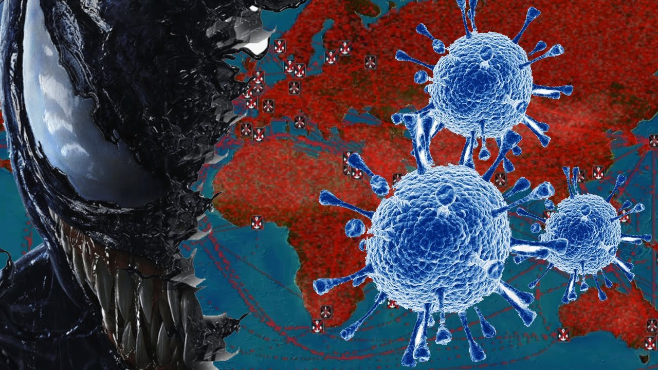 Plague Inc VIỆT HÓA – GAME VIRUT CORONA KẾT HỢP VENOM PHÁ HỦY TRÁI ĐẤT – TOP GAME HAY ANDROID, IOS