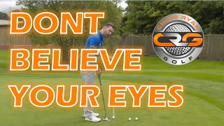 PUTTING! DONT BELIEVE YOUR EYES