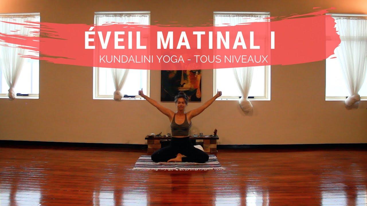 Eveil matinal I - Kundalini Yoga - Tous niveaux