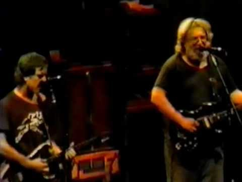 Grateful Dead 9-18-87 MSG New York NY