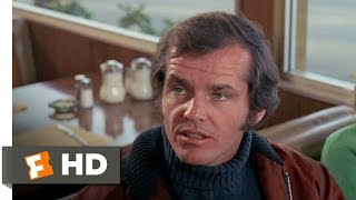 Скачать Hold The Chicken Five Easy Pieces 3 8 Movie CLIP 1970 HD