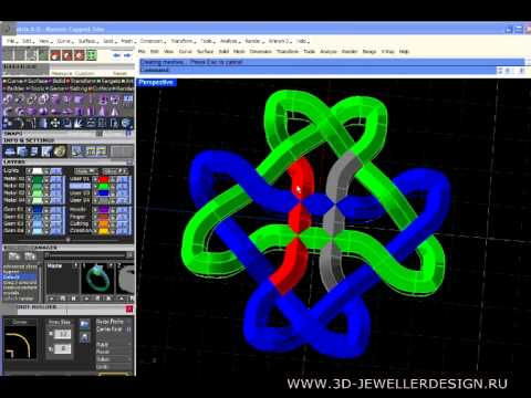 Gemvision Matrix 6 0 celticknot