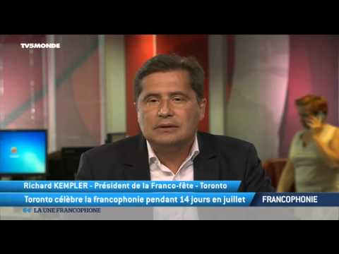 TV5MONDE : 33e édition de la Francofête de Toronto