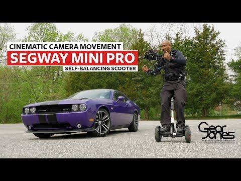 Cinematic Camera Movement Using the Segway...