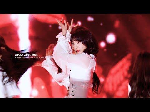[4K] 190115 서울가요대상 아이즈원 미야와키 사쿠라 직캠 / Seoul Music Awards La Vie en Rose miyawaki sakura fancam