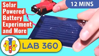 Do It Yourself Solar Power? - Easy DIY Solar Panel Installation! Lab 360
