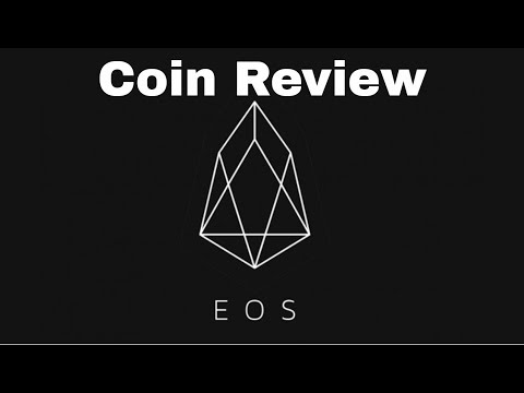 EOS (EOS) Coin Review - Ethereum Killer?