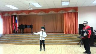 Песня про казака