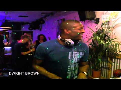 Dwight Brown - 60 min set - De DJ Draait Door - Obvious Collective - Zwarte Paarden