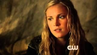 Bellarke - 'I trust him' + Clarke defending Bellamy (01x08)