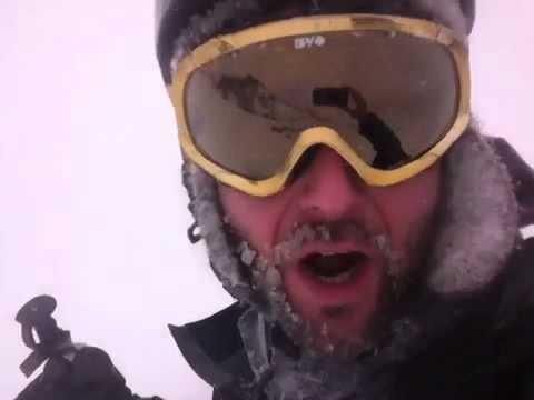 Newfoundland Backcountry Skiing with Martin Hanzalek tablel