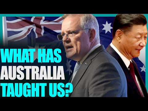 Learn from the Australia-China trade war experience and support Hong Kong.