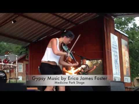 Gypsy Song by Erica James Foster
