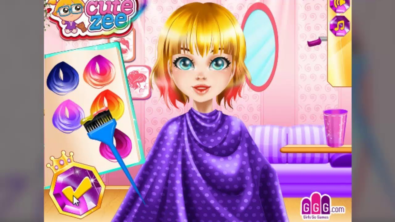The Princess: Sent to the Future - Girls and Kids Makeup Game ...