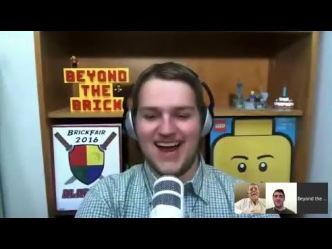 Beyond the Brick Ep. 168 -  Larry Pieniazek