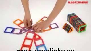 Magformers магнитные конструкторы(Это видео создано с помощью видеоредактора YouTube (http://www.youtube.com/editor), 2014-09-29T07:10:48.000Z)