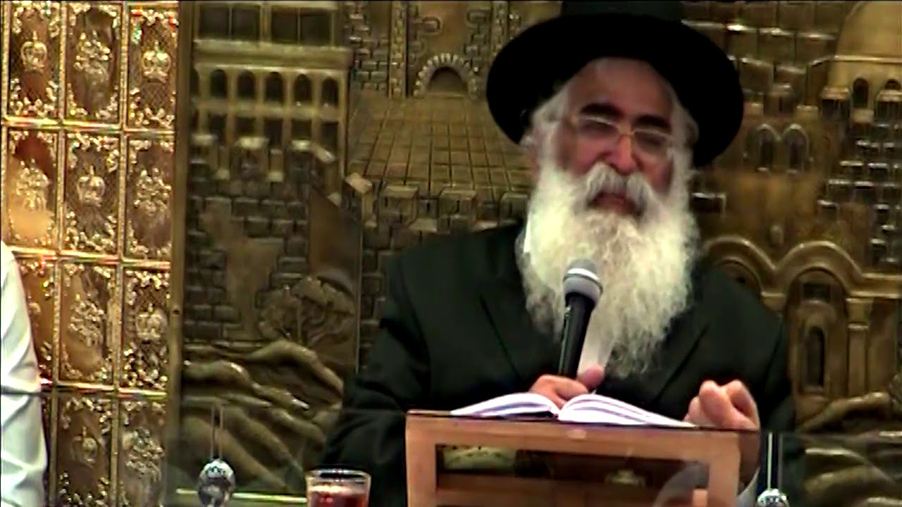 הרב יורם אברג'ל - המסר היומי - שש מעלות ביהודה - ט' סיון תשע''ט