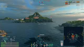 World of warships - NA ranked comedy