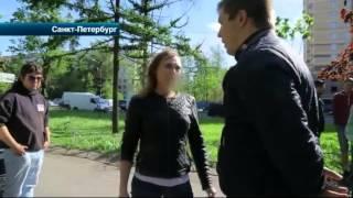 """В Петербурге активисты """"СтопХам"""" встретились с агрессивными девушками"""