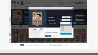 How To Buy Coins With MMOGA   EXAMPLE:FIFA