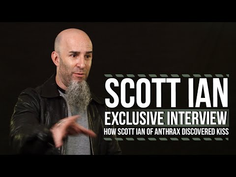 Anthrax's Scott Ian on How He Discovered Kiss