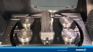 SCHUNK TENDO E compact - the ultimate in milling! Thumbnail