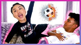 When Women Watch Sports (2018 World Cup) 😂 FUNNY Sketch Comedy