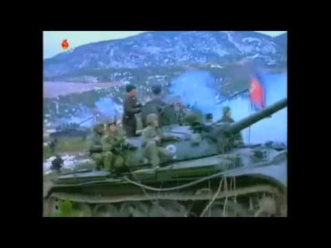 US imperialists don't stand a chance against Korean People's Army!