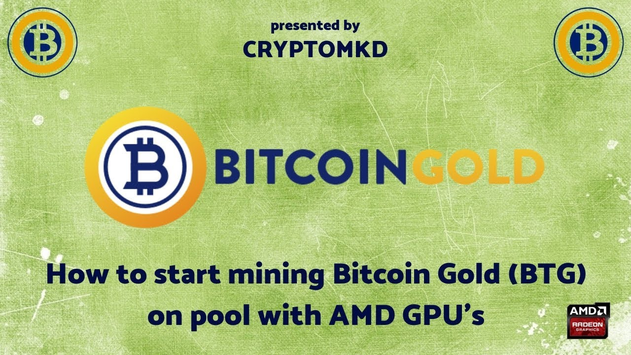 how to start mining bitcoin gold