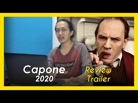 Capone Trailer #1 | Bincang Bincang Yuk |  Josh Trank Tom Hardy  Linda Cardellini Review Indonesia