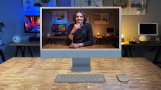 Nový M1 iMac a nabušený iPad Pro 🔥 [4K]