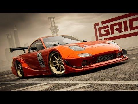 GRID 2019 - Mazda RX-7 Panspeed Gameplay (Logitech F310)