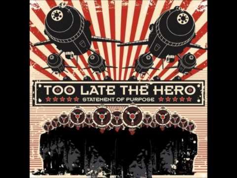 Too Late The Hero - The Hunt