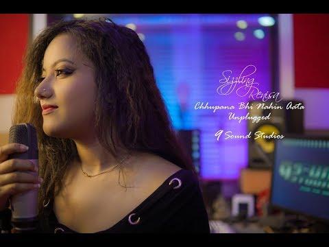 Chupana Bhi Nahi Aata | Sizzling Renisa | Unplugged  | Baazigar | Shahrukh Khan |  9 Sound Studios