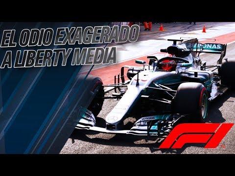 OPINION - EL ODIO EXAGERADO A LIBERTY MEDIA - RubenMF
