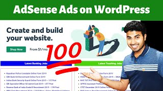 AdSense Ads Placement Full Tutorial in Hindi after AdSense Approval - Okey Ravi