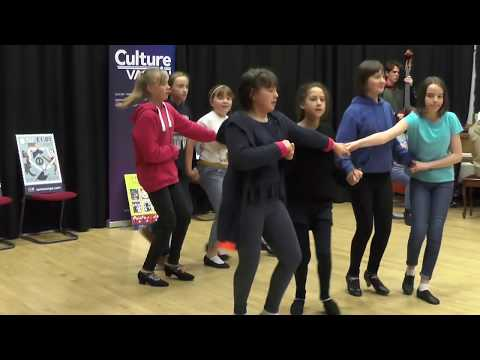 Hop Tu Naa (linked-couples Dance): The Bree Weekend Concert 2018, Part 3