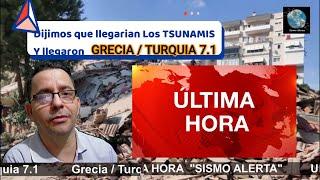 GRECIA / TURQUIA 7.1 - Devastación Total