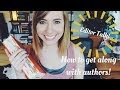 Editor Talk: Tips to Establish the Best Author-Editor Relationship!