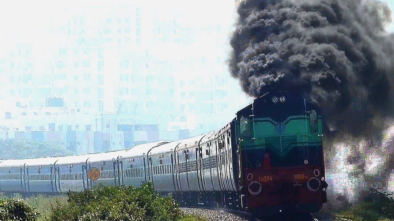 India Wallpaper 3d American Locomotive Indian Railways Chugging Alco Youtube