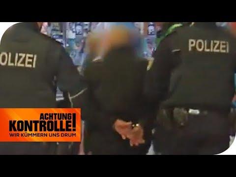 Festnahme am Alexanderplatz - Warum liegt ein Haftbefehl gegen den Mann vor? | Achtung Kontrolle |