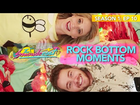 Smaudecast Episode 10 - We Get REAL About Our 'Rock Bottom' Moments